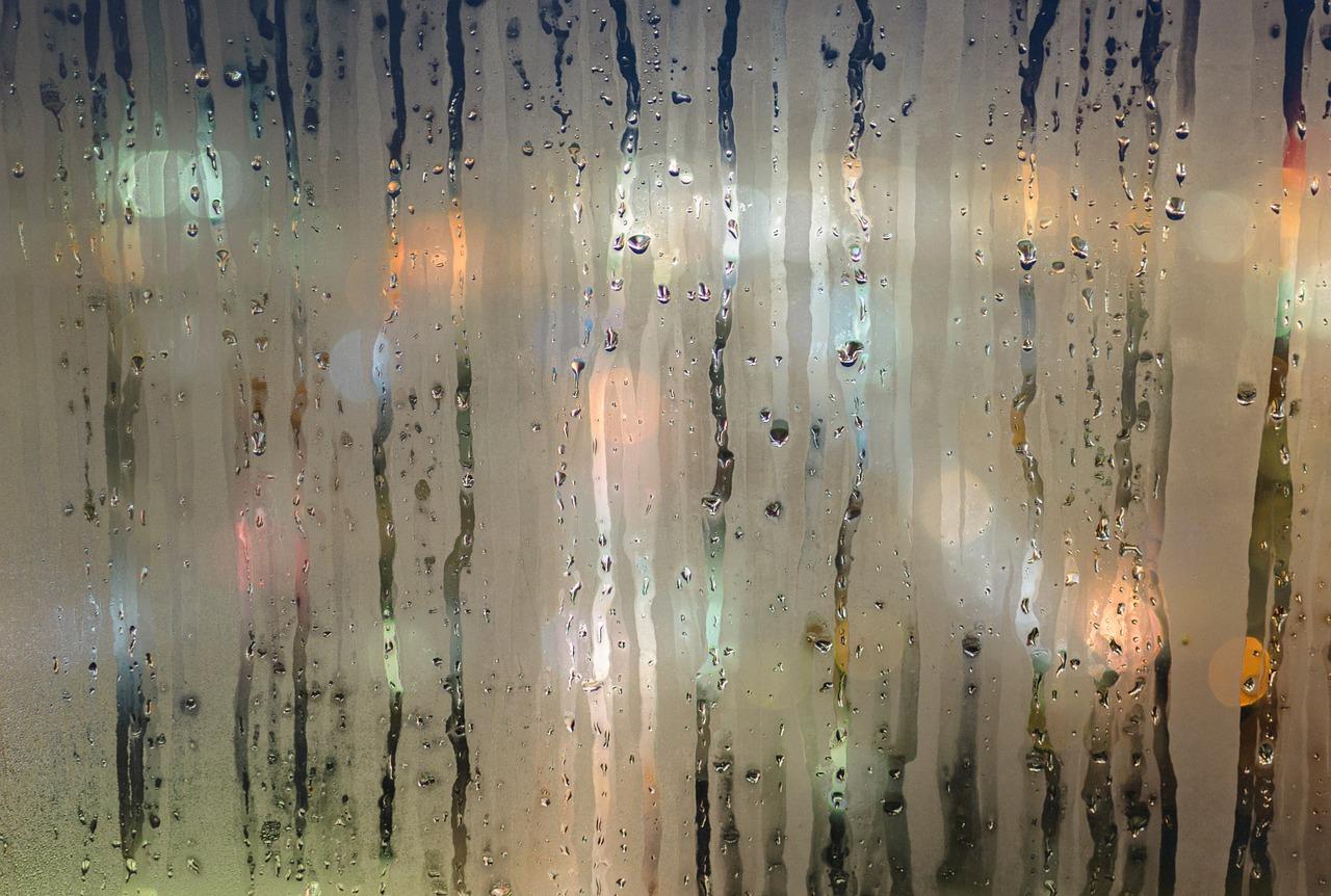 Les causes de l'humidité dont la condensation